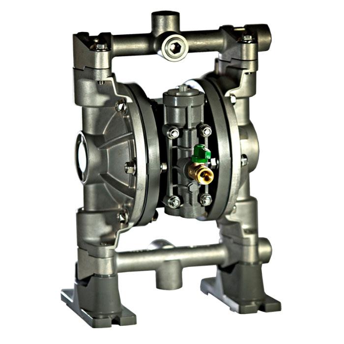 Aluminium Series Air Powered Double Diaphragm Pumps