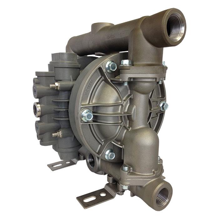 Cast Iron Double Diaphragm Pumps