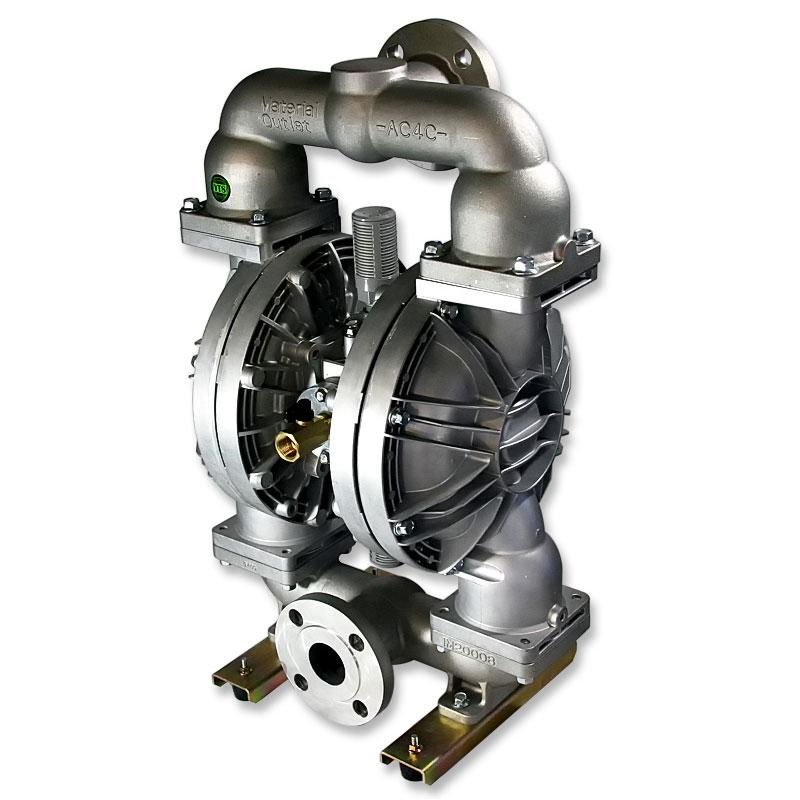 High Performance Metallic Pumps