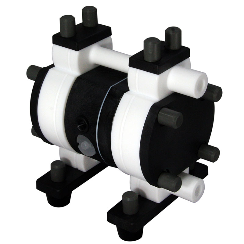 PTFE Air Powered Double Diaphragm Pumps