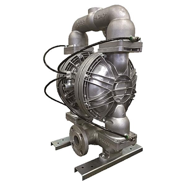 Powder Transfer Type Diaphragm Pumps