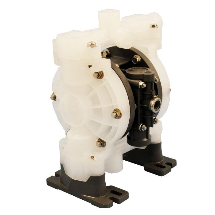 Pure Polypropylene Plastic Pump Lineup